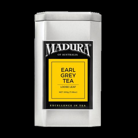 Earl Grey  200g Leaf Tea  in Caddy