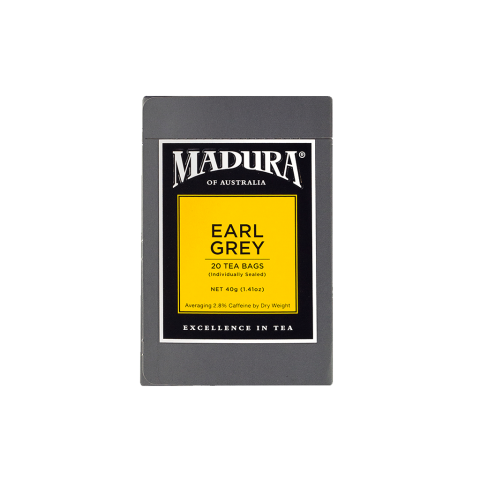 Earl Grey  20 Enveloped  Tea Bags