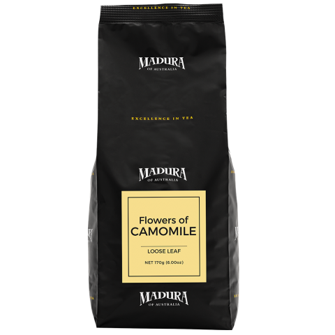 Flowers of Camomile  170g Leaf Tea  Refill Pouch