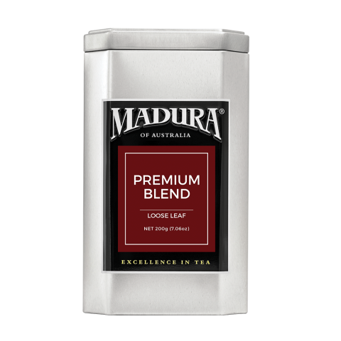 Premium Blend  200g Leaf Tea  in Caddy