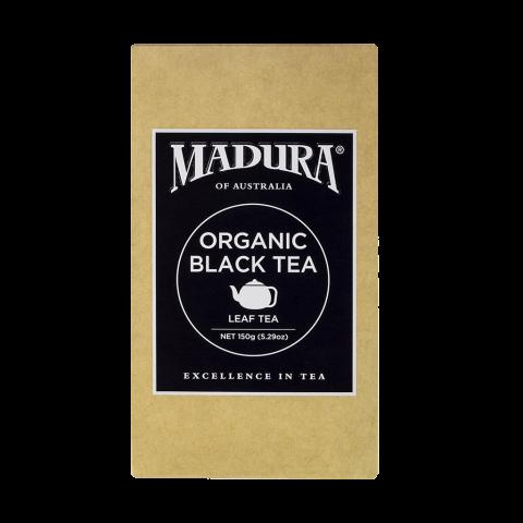 Organic Black  150g Leaf Tea
