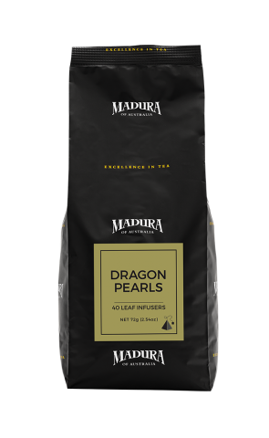 Dragon Pearls  40 Leaf Infusers  Refill Pouch