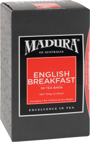 English Breakfast  50 Tea Bags