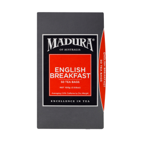English Breakfast  50 Tea Bags