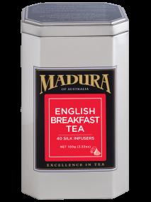 English Breakfast  40 Leaf Infusers  in Caddy