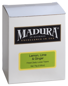 Lemon, Lime & Ginger  75g Leaf Tea