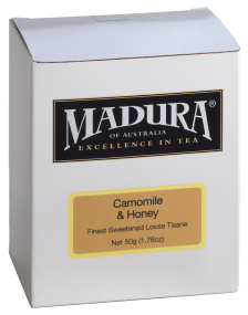 Camomile & Honey  50g Leaf Tea