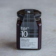 tar10  Black Cherry Conserve  275g