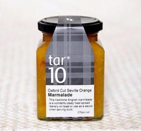 tar10  Oxford Cut Seville Orange  Marmalade 275g