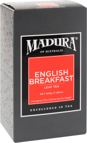 English Breakfast  200g Leaf Tea