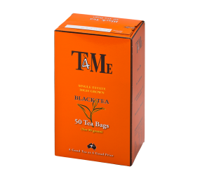 T4Me  Black Tea  50 Tea Bags