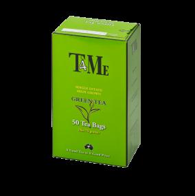 T4Me  Green Tea  50 Tea Bags