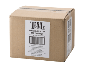 T4Me  Black Tea  500 Tea Bags
