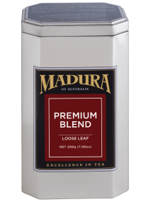 Premium Blend  200g Leaf Tea  Leaf in Caddy