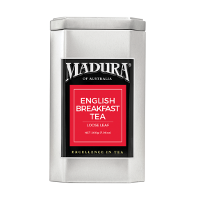 English Breakfast  200g Leaf Tea  in Caddy