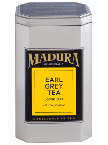 Earl Grey  200g Leaf Tea  Leaf in Caddy