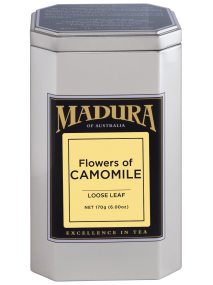 Flowers of Camomile  170g Leaf Tea  Leaf in Caddy
