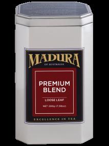 Premium Blend  200g Leaf Tea  Leaf in Caddy