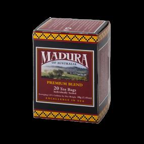 Premium Blend  20 Tea Bags  (Individually Sealed)