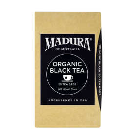 Organic Black  50 Tea Bags