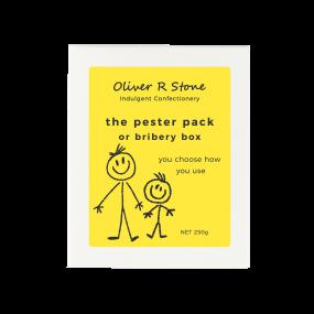 Oliver R Stone  250g Pester Pack