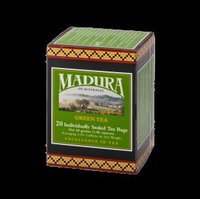 Green Tea  20 Tea Bags  (Individually Sealed)