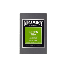 Green  20 Enveloped  Tea Bags
