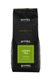 Green Tea  175g Leaf Tea  Refill Pouch