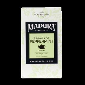 Leaves of Peppermint  100g Leaf Tea