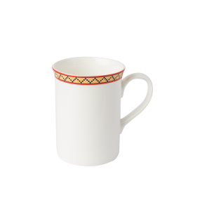 Fine Bone China  Teacup & Saucer