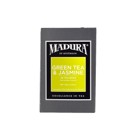 Green & Jasmine  20 Enveloped  Tea Bags