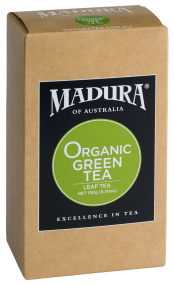 Organic Green  150g Leaf Tea