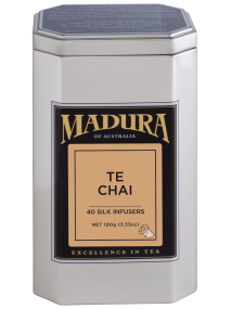 Te Chai  40 Silk Infusers  in Caddy