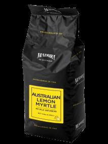 Australian Lemon Myrtle  40 Silk Infusers  Refill Pouch