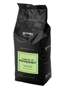 Leaves of Peppermint  75g Leaf Tea  Refill Pouch