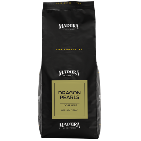 Dragon Pearls  200g Leaf Tea  Refill Pouch