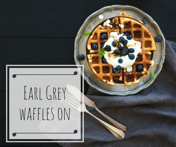 Earl Grey Waffles