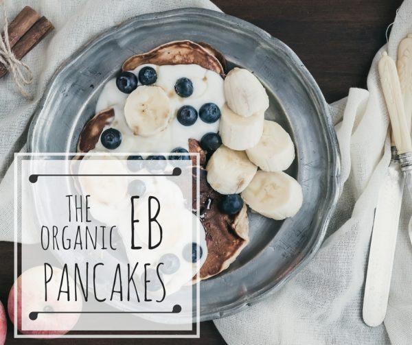 English Breakfast Organic Pancakes