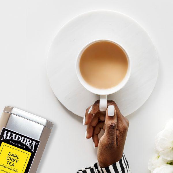 madura earl grey tea
