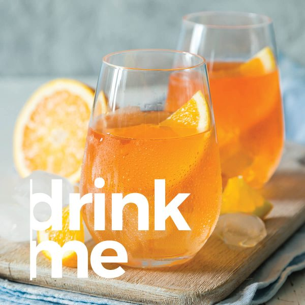 Orange Earl Grey Iced Tea