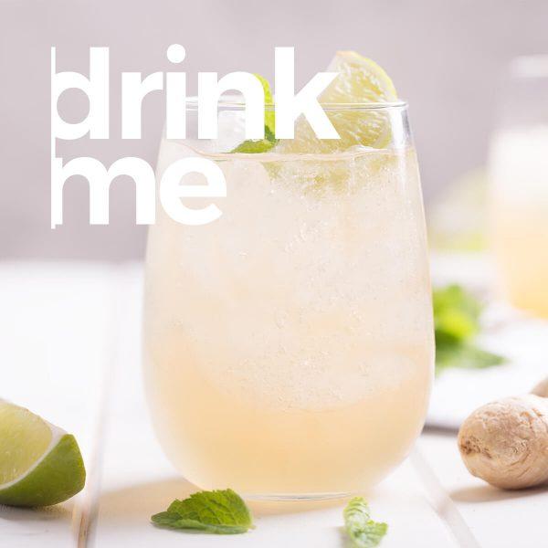 Refresh with Green Tea and Lemon Myrtle Iced Tea