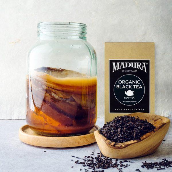 madura organic black tea