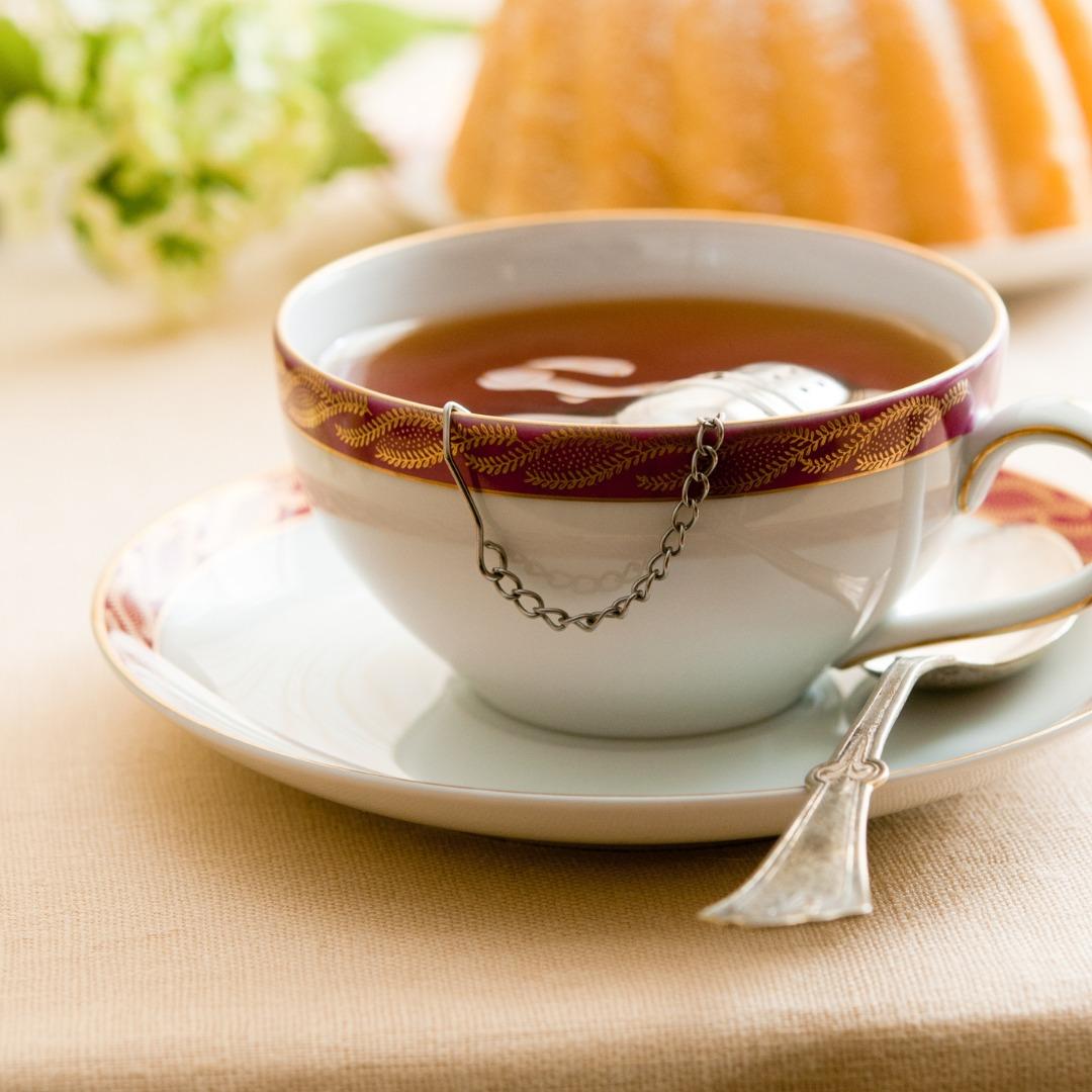 Madura tea in a cup